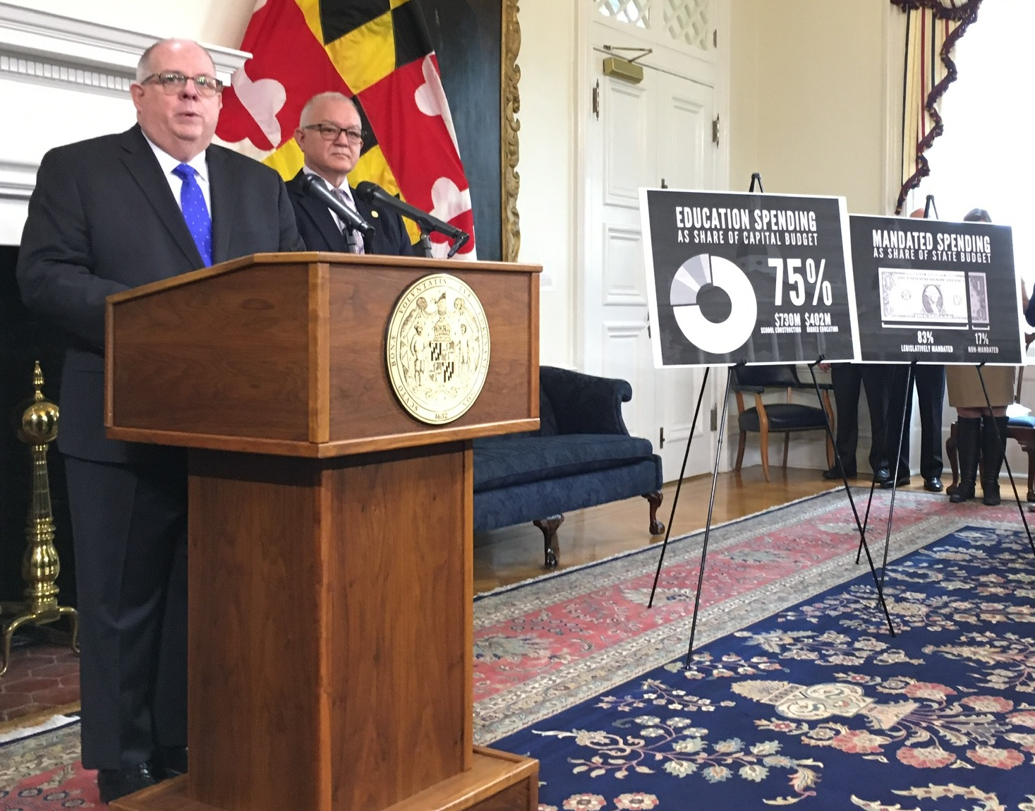 Record funding, but legislators want more for schools and search for ways to fund it