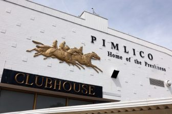Pimlico Race Course in Baltimore is the home of the Preakness. (Office of the Governor photo)