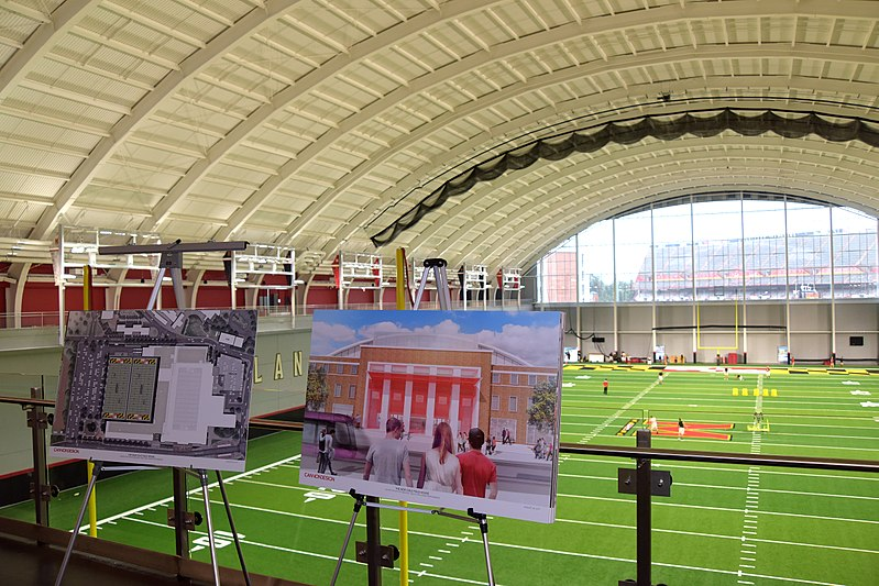 $25 Million Plan for University Of Maryland Sports Facilities