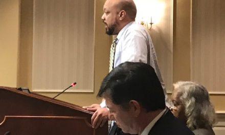 Sen. Benson: State should change felony 1st-degree murder law