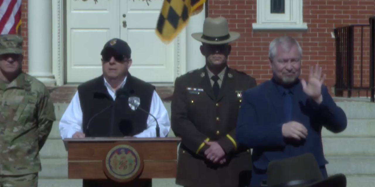 Hogan: All bars, restaurants, movie theaters and gyms in Maryland must close at 5 p.m.