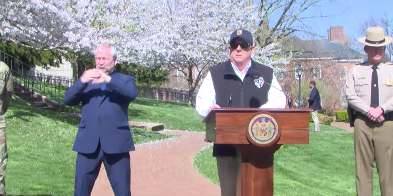 Hogan orders residents to stay home effective 8 p.m. tonight