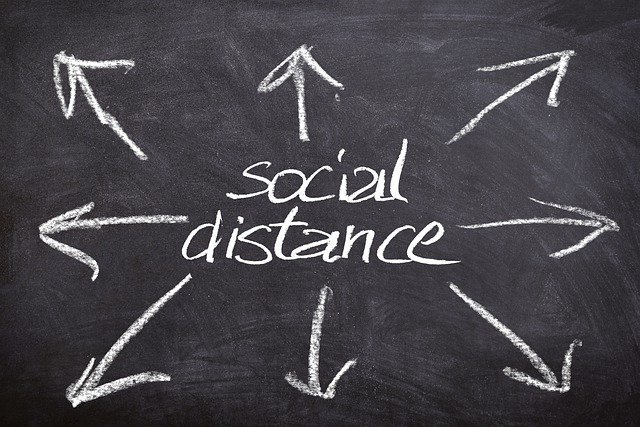 Children with autism spectrum disorder facing challenges dealing with social distancing
