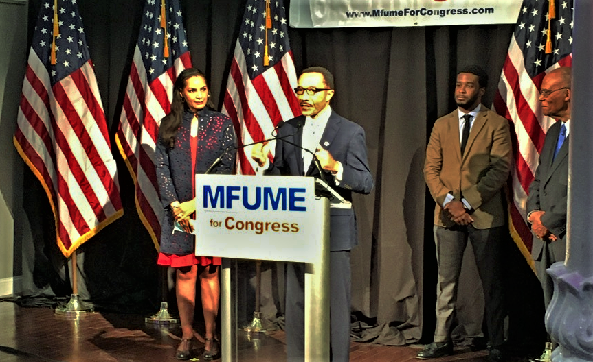 State Roundup: Mfume easily wins back House seat