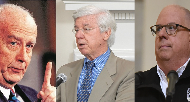 Commentary: Maryland governors have overcome crises before