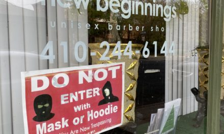 Baltimore barbershops help neighbors cope with trauma
