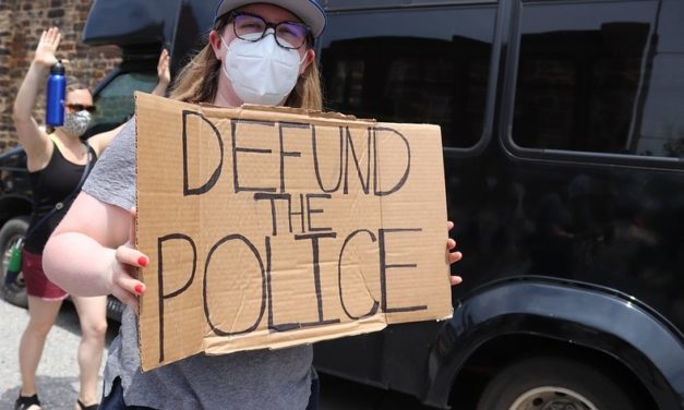 Gansler says he opposes defunding the police