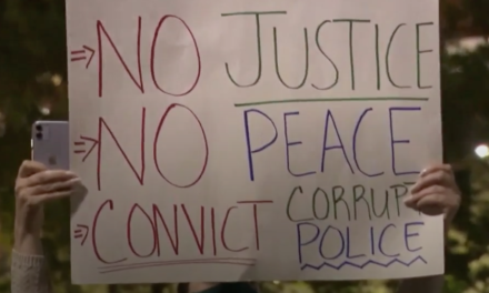 Baltimore shows the nation how to peacefully protest 5 years after Freddie Gray's death