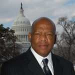 Proud and honored to have had the opportunity to have joined Rep. John Lewis in the fight for peace and justice