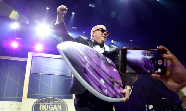 Hogan 'Still Standing,' but will he run and can he win from the center?