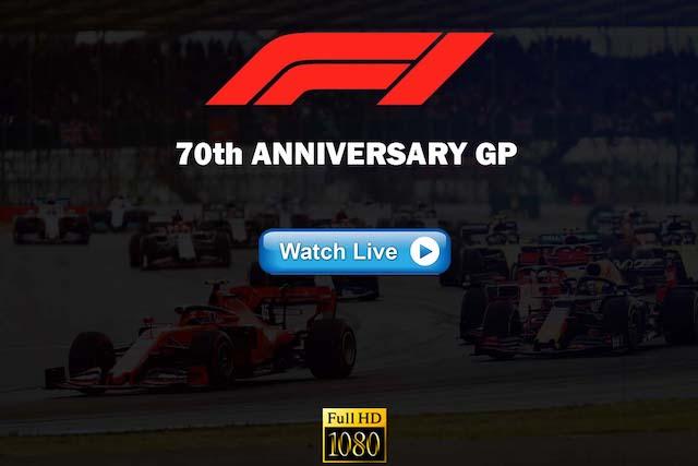 Watch F1 70th Anniversary Grand Prix (GP) 2020 Live Stream Reddit Online Free