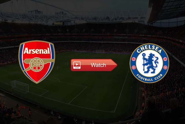 How To Watch Arsenal vs Chelsea Live Stream Reddit FA Cup Final Online