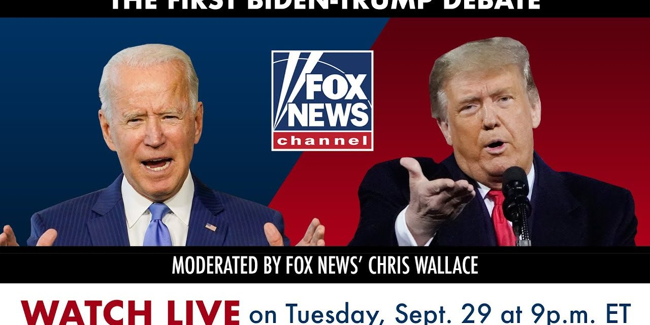 As the presidential debates begin, some suggested questions for moderator Chris Wallace