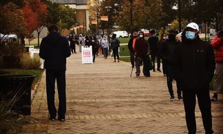 State Roundup: Black turnout high, overall record turnout for early, in-person voting