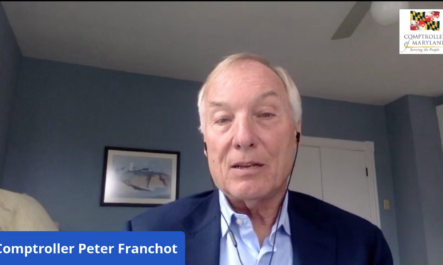 Franchot urges Maryland's patrons to support local businesses as the holiday season approaches