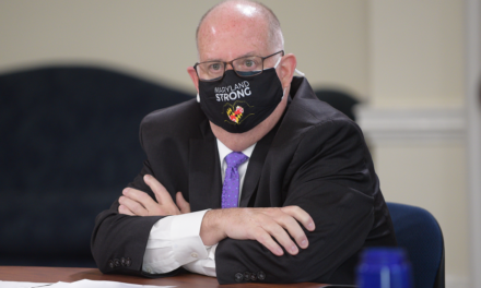 "State Roundup: Hogan says, ""Just wear the damn masks,"" as COVID cases rise"