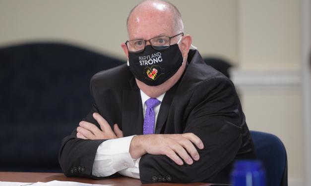 Hogan emphasizes need for stimulus relief to Biden-Harris transition team