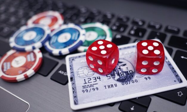 Five top online gambling stocks