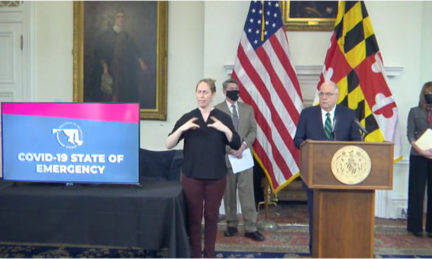 Hogan: Additional relief measures on the way for Maryland's small businesses