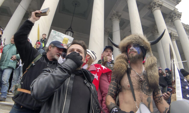 UMD law professor: Capitol rioters could be charged with domestic terrorism