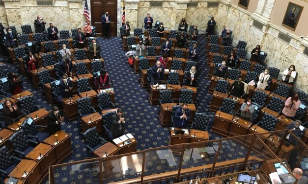 State Roundup: Hogan urges quick passage of relief bill as unusual, difficult legislative session opens