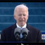 Joseph R. Biden Jr. takes oath as 46th president, declares 'democracy has prevailed'