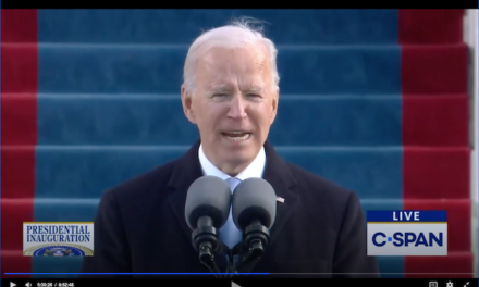 Joseph R. Biden Jr. takes oath as 46th president, declares 'democracy has prevailed'