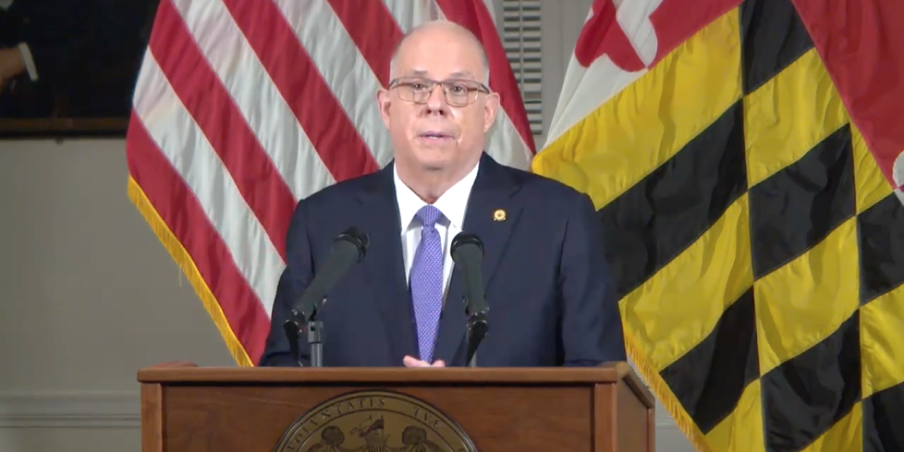 Hogan expresses optimism amid pandemic in State of the State address
