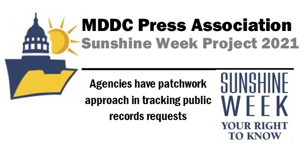 Public records survey highlights unevenness of government tracking, responses