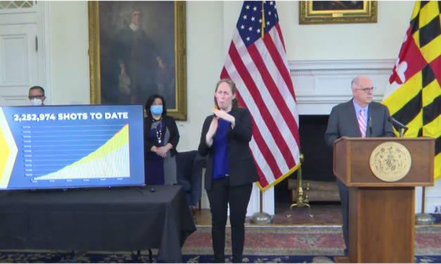 Hogan: State to add six new mass vaccination sites in April