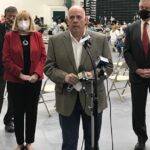 Hogan: 'Anthony is Brown is wrong' about Maryland's vaccine equity record