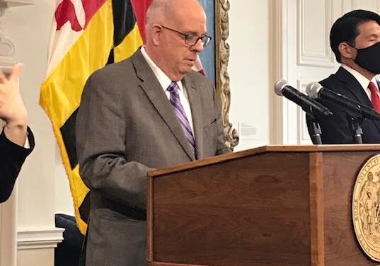 Hogan announces creation of workgroup to address rise in anti-Asian hate crimes