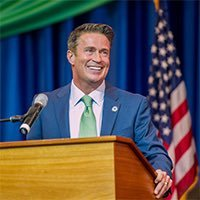 State GOP lawmakers praise Glassman's candidacy for comptroller