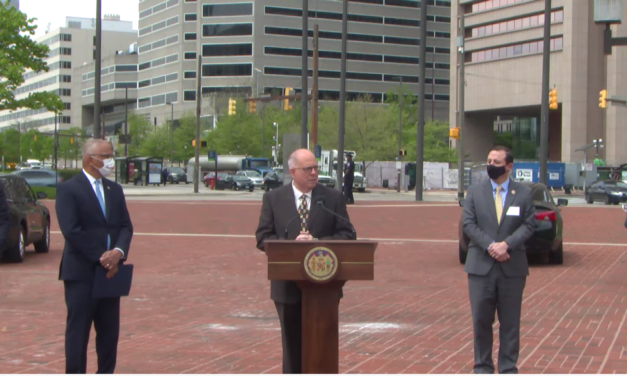 Hogan to move 3,300 state employees to downtown Baltimore