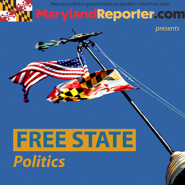 'Free State Politics' Episode 2: Maryland's lawmakers discuss voting rights and guns