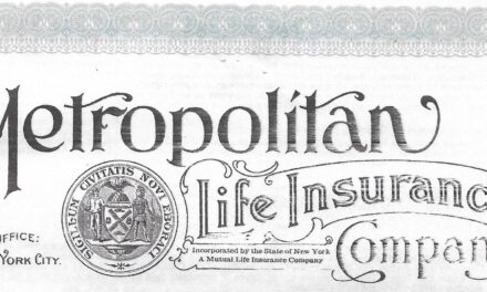 1924 life insurance policy on an infant pays off