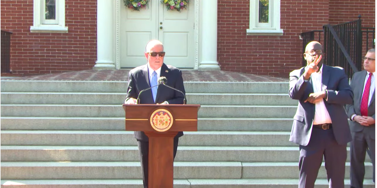 Hogan: State to lift capacity restrictions on entertainment venues, dining establishments