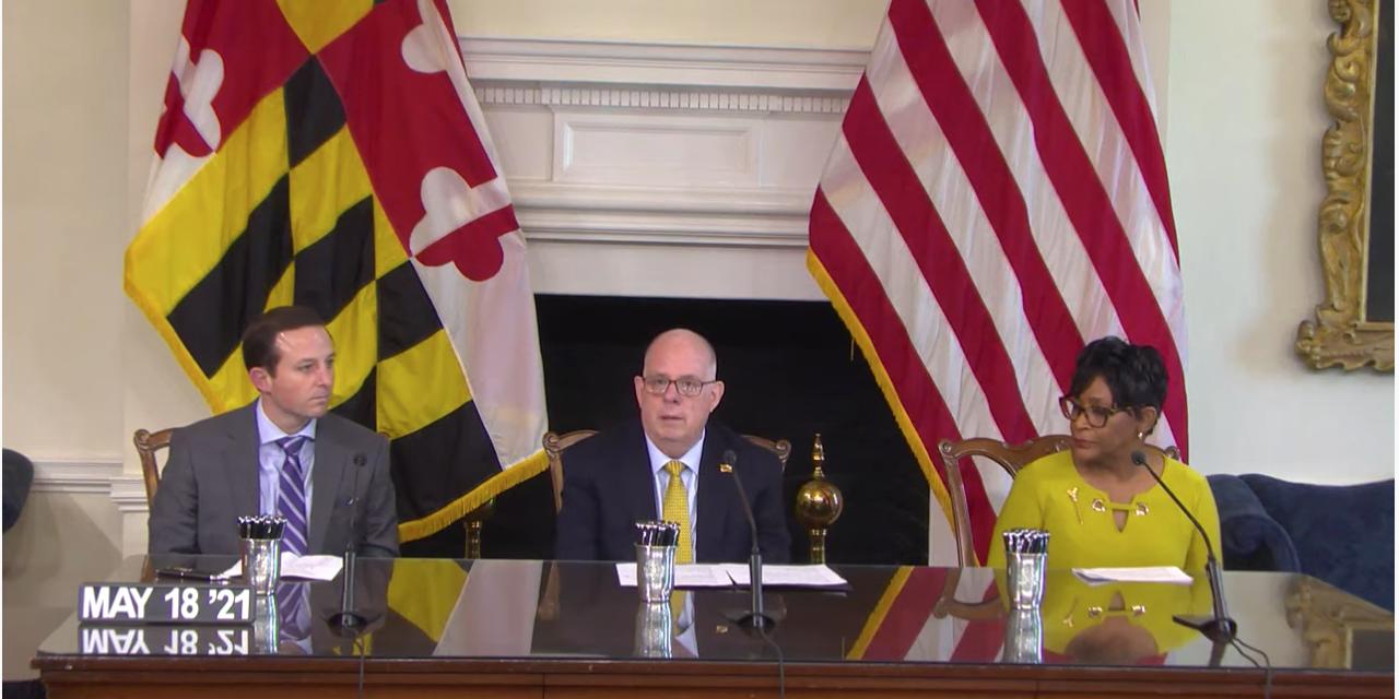Hogan signs more than 220 bills into law