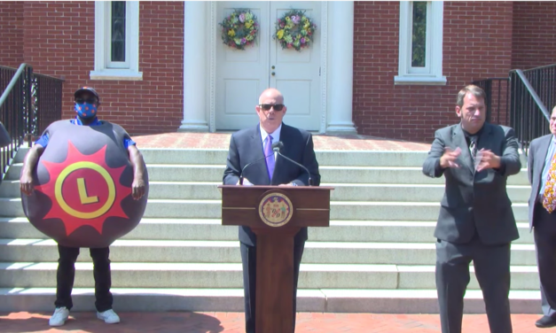 Hogan: State to offer $2 million in lottery money to encourage vaccinations