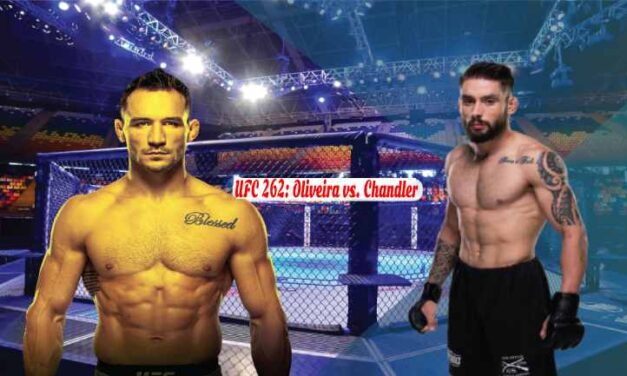 How to watch UFC 262 Live Online? Stream Oliveira vs Chandler PPV Fight From Anywhere Without Cable or VPN