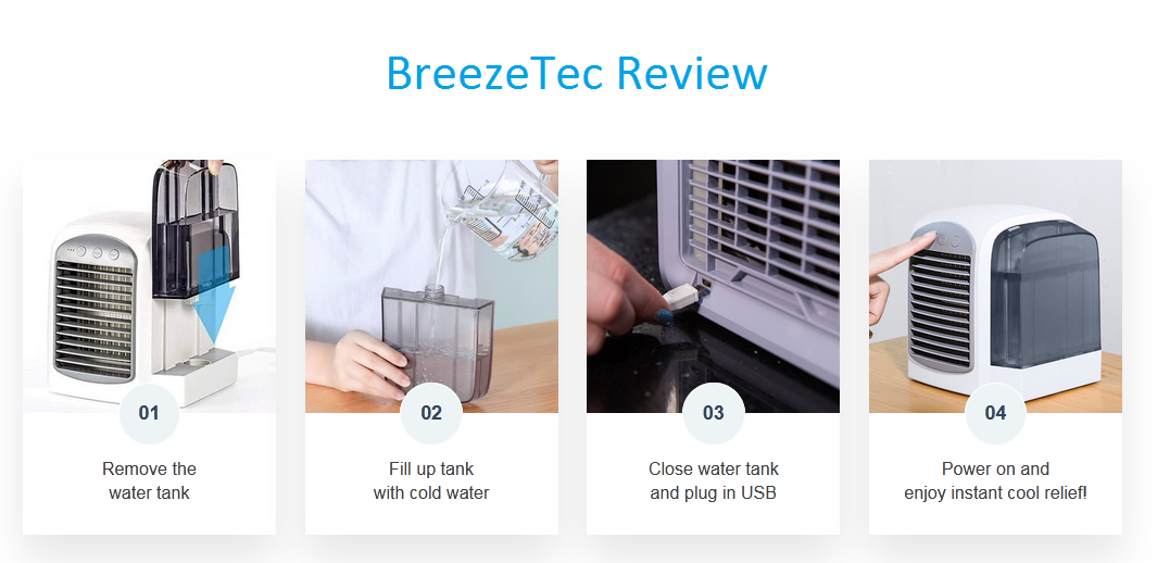 BreezeTec Review – Benefits, Features and Where to Buy BreezeTec?