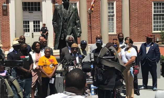 Civil rights leaders demand answers to recent Ocean City police incident