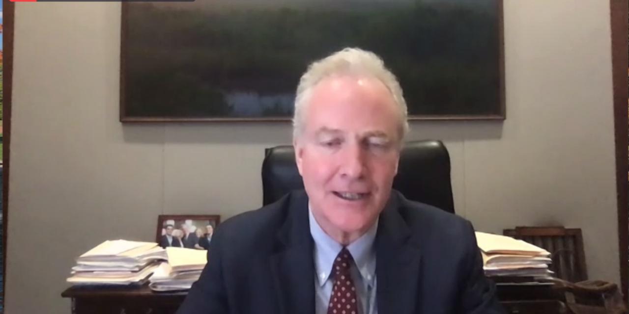 Van Hollen: Background checks bill faces an uncertain future in the Senate