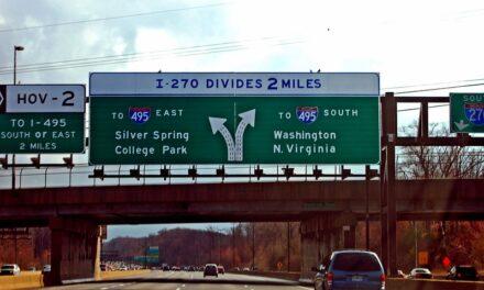 State Roundup: Van Hollen slams covid misinformation drive; transportation board puts Hogan toll plan back on track