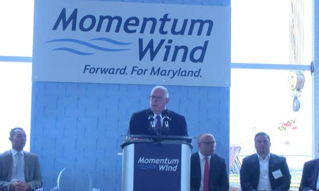Hogan: Offshore wind development is an 'absolute game-changer'