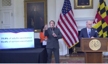 Hogan: Some state employees will be required to get vaccinated
