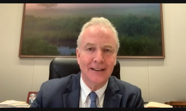 Van Hollen: Failure to raise the debt ceiling would be the 'economic equivalent' of detonating a 'nuclear weapon'