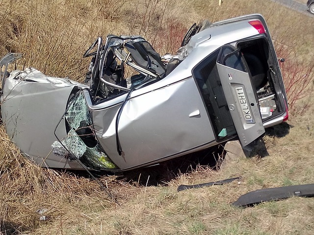 How Do You Determine Who's at Fault For a Car Accident in Maryland?