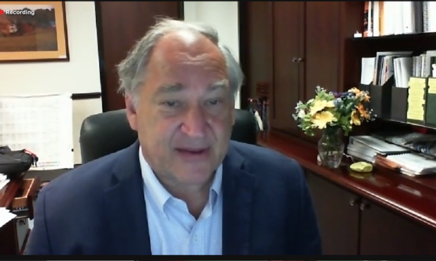 Elrich says he would back a nationwide COVID-19 vaccine mandate