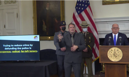 Hogan announces $150 million initiative to increase support for police, victims services